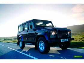 Land Rover Defender: Это жесть!