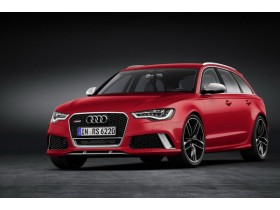 Audi introduced a new RS6