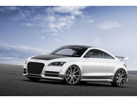 Audi TT has made super-light