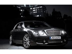 Bentley Continental Flying Spur (Бентли Континенталь Флайинг Спур)