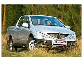 SsangYong Actyon Sports: Трудности выбора