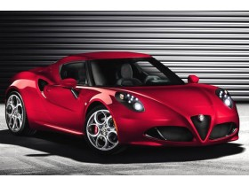 Alfa Romeo to unveil new 4C at Geneva