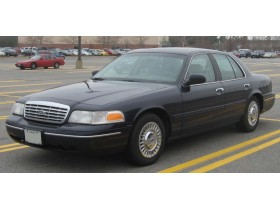 Ford Crown Victoria (Форд Краун Виктория)