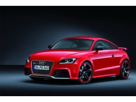 Audi TT RS has become even more powerful