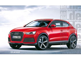 Audi is preparing a crossover Q2, and a couple of Q-surprises