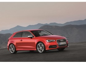 The new Audi S3 officially revealed