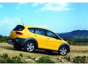 Seat Altea Freetrack: Первый вседорожный SEAT Altea Freetrack