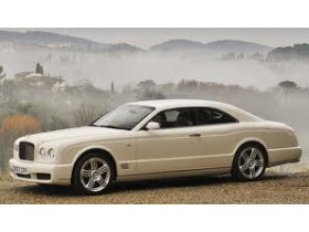 Bentley Brooklands (Бентли Бруклэндс)