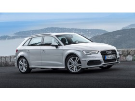 Pyatidverka Audi A3 and A8 hybrid reached Russia