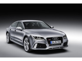Audi RS 7: official information and photo