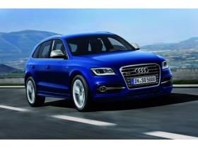 Audi introduced the most powerful Q5