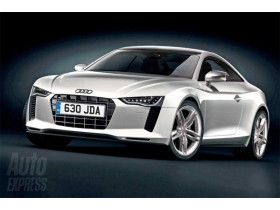 The new Audi TT: first pictures