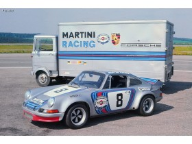 Новая коллекция Porsche Design Martini Racing
