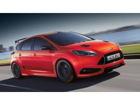 Мощный Ford Focus RS появится в 2015 году