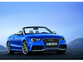 Audi RS 5 coupe revealed