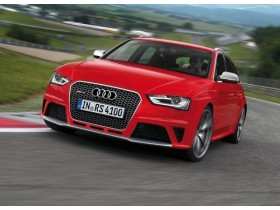 Audi voiced Russia's price for the RS 4 Avant