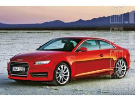 The new Audi A5: first details