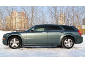 Тест Chrysler 300C Touring AWD