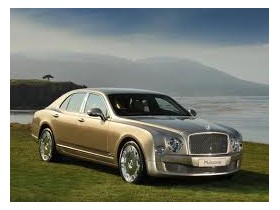 Bentley Mulsanne (Бентли Мулсанн)